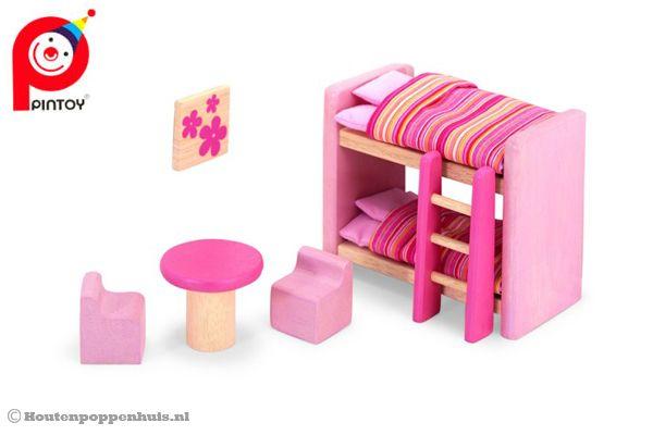 Pintoy kinderkamer roze - Roze kinderkamer ...
