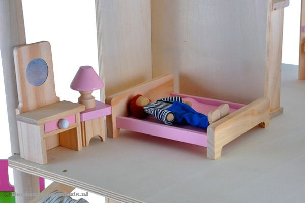 Roze slaapkamer accessoires spscents